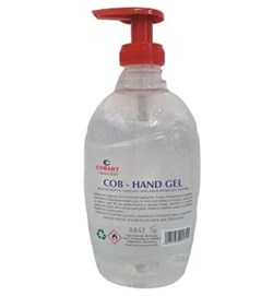 COB - HAND GEL 500ML
